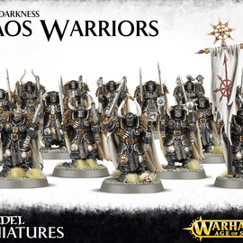 Games Workshop Chaos Warriors