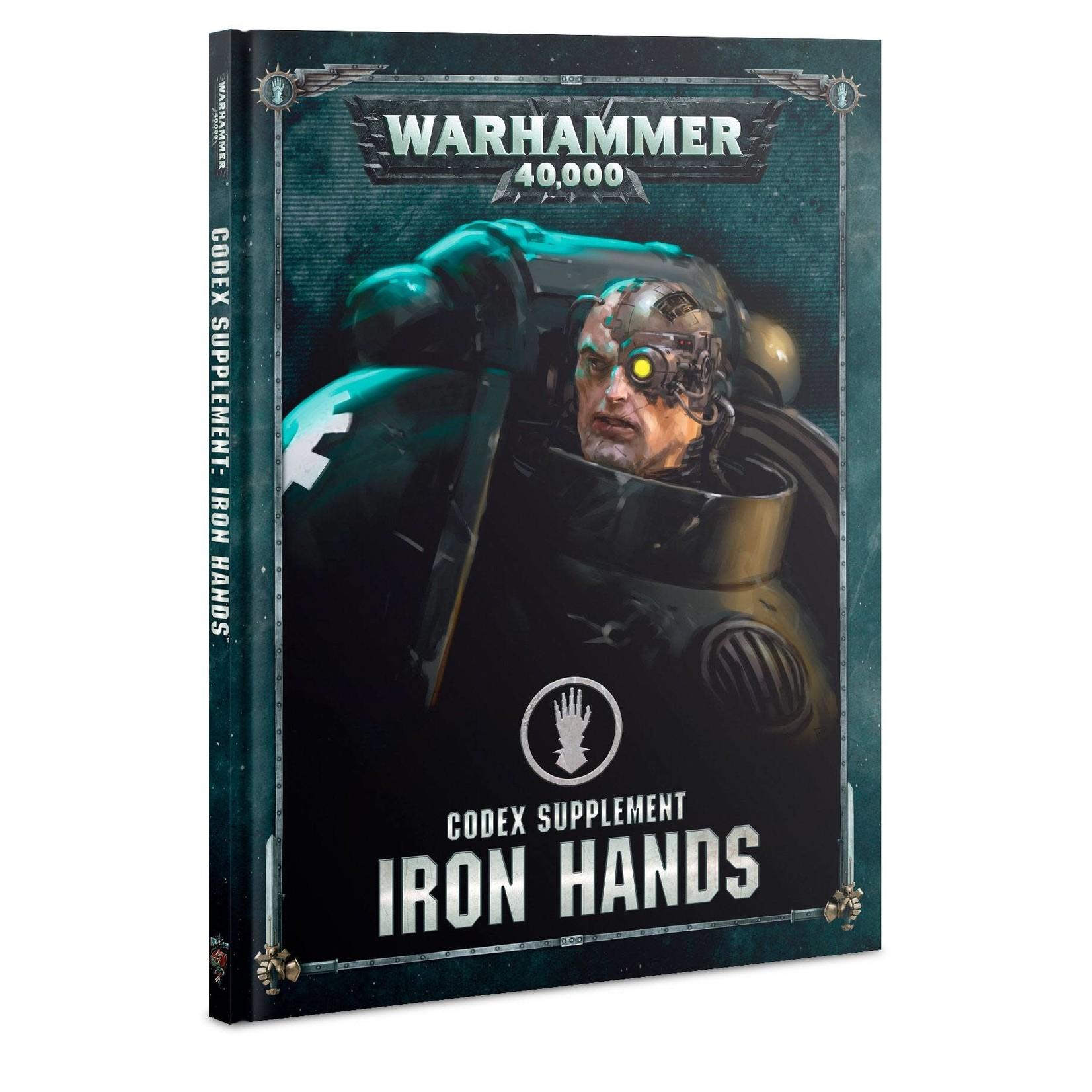 Games Workshop Codex: Iron Hands