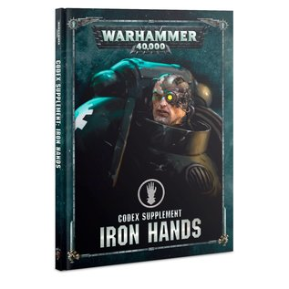 Games Workshop Codex: Iron Hands
