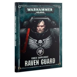 Games Workshop Codex: Raven Guard