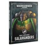 Games Workshop Codex: Salamanders