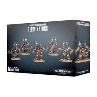 Games Workshop CSM Terminators