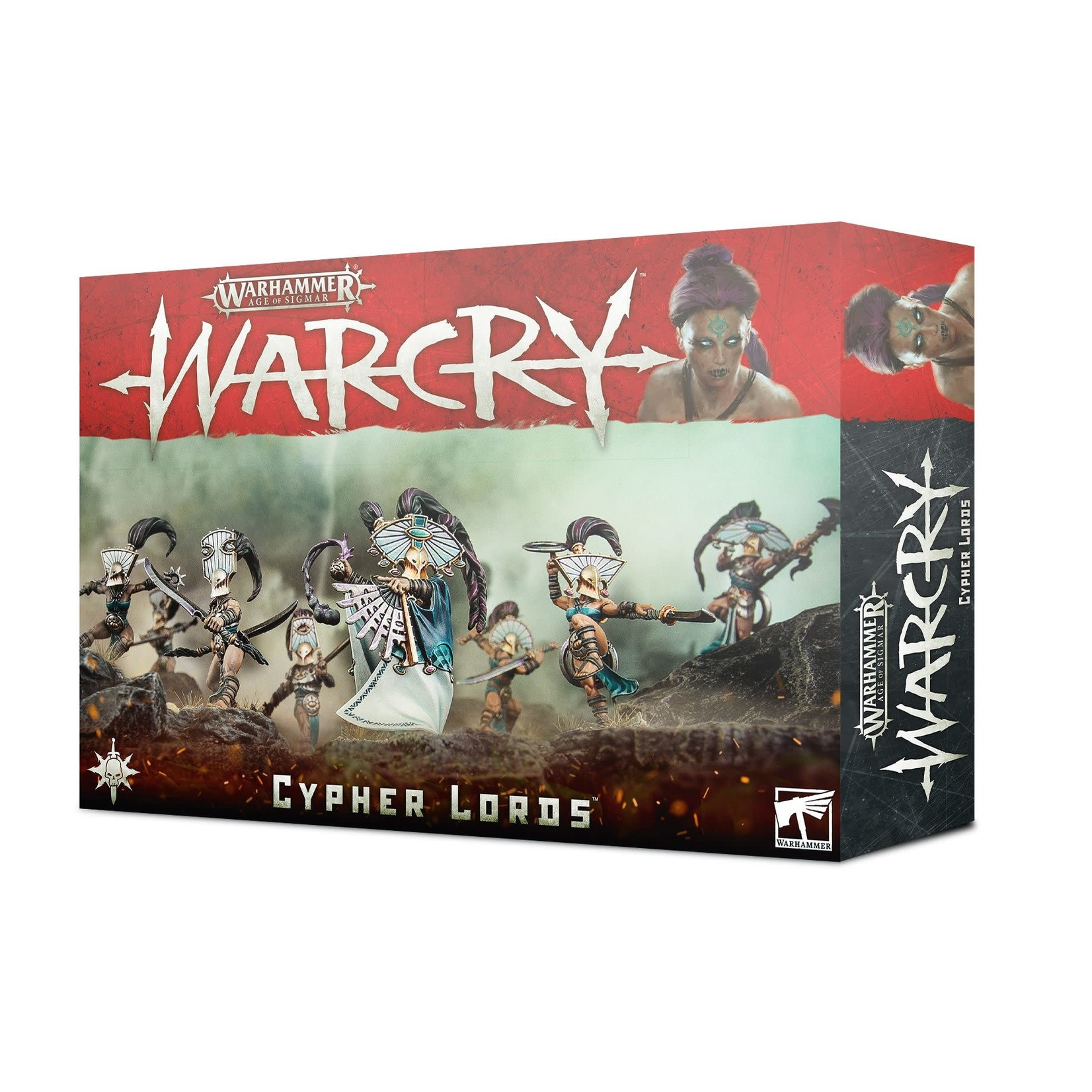 Games Workshop Cypher Lords