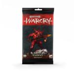 Games Workshop Daemons Of Khorne Card Pack