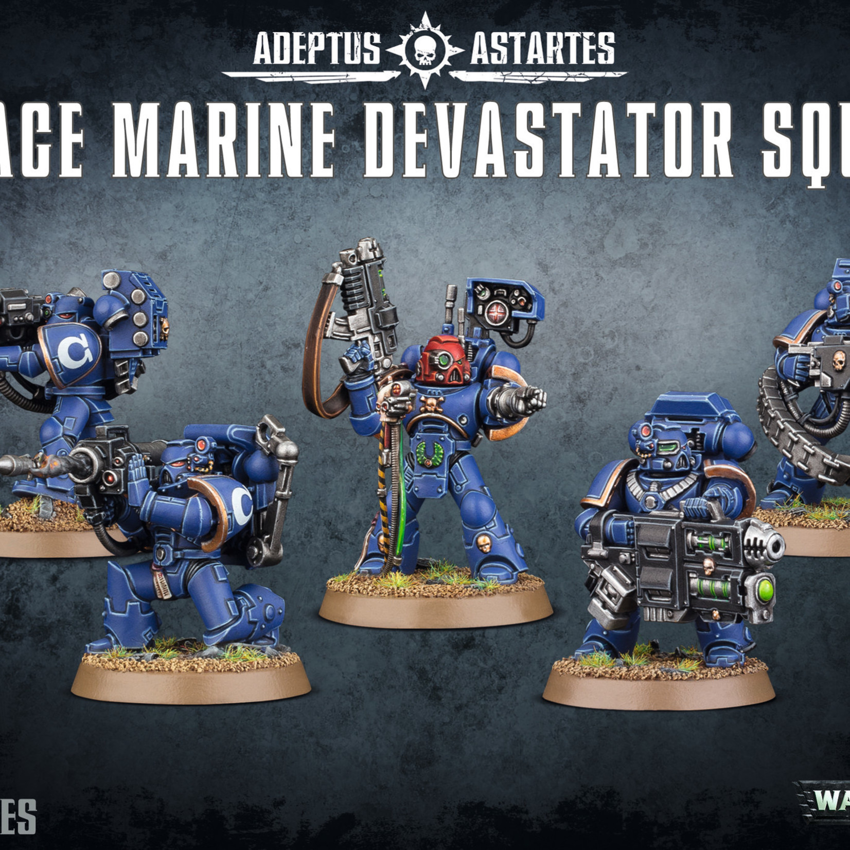 Games Workshop Devastator Squad