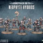 Games Workshop Neophyte Hybrids