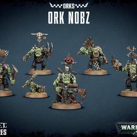 Games Workshop Nobz