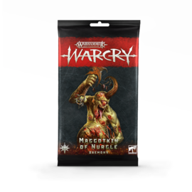 Games Workshop Nurgle Daemons Card Pack