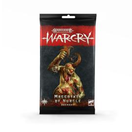 Games Workshop Nurgle Daemons Card Pack