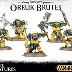 Games Workshop Orruk Brutes