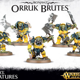 Games Workshop Orruk Brutes