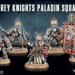 Games Workshop Paladin Squad