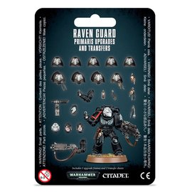 Games Workshop Raven Guard Primaris Upgrades