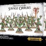 Games Workshop Savage Orruks