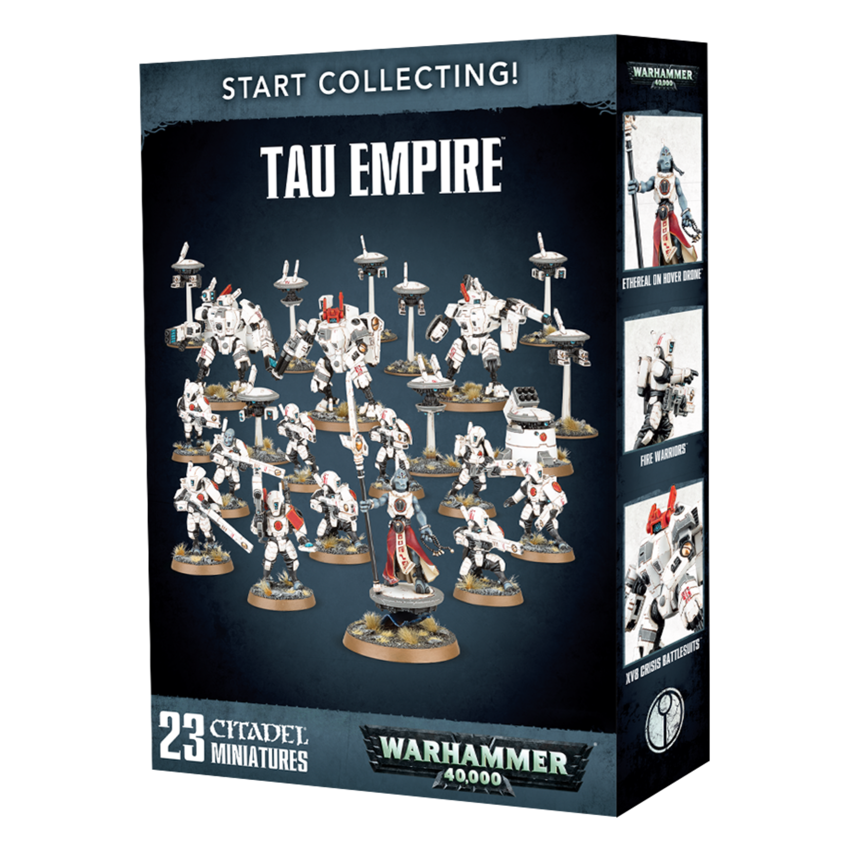Games Workshop Start Collecting! T'au Empire
