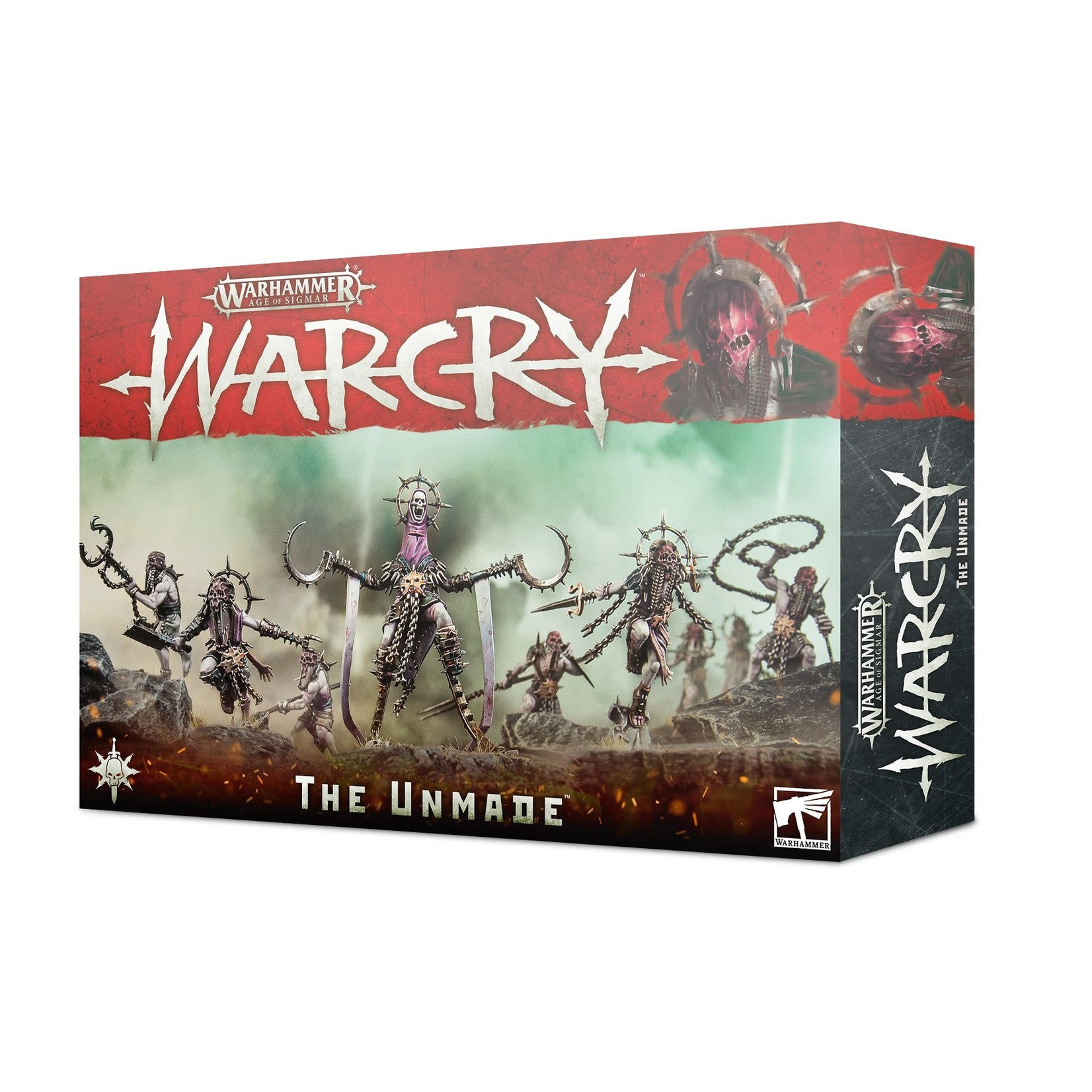 Games Workshop The Unmade