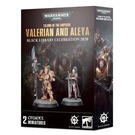 Games Workshop Valerian and Aleya
