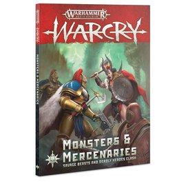 Games Workshop Warcry: Monsters & Mercenaries