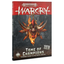 Games Workshop Warcry: Tome Of Champions 2019