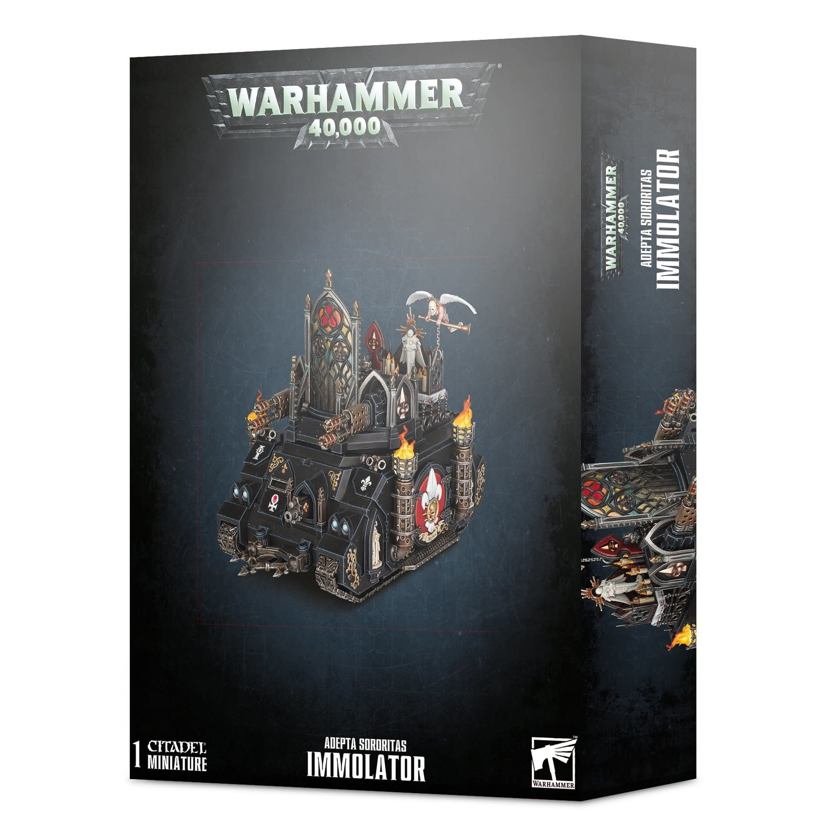 Games Workshop Immolator