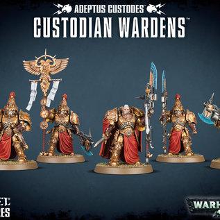 Games Workshop Custodian Wardens