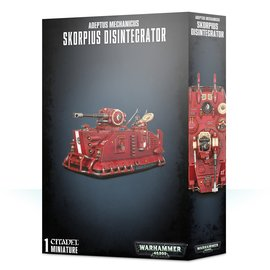 Games Workshop Skorpius Disintegrator