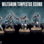 Games Workshop Tempestus Scions