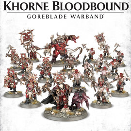Games Workshop Start Collecting! Goreblade Warband