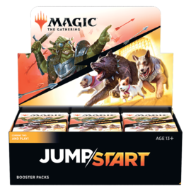 Wizards of the Coast PREORDER Jumpstart Booster Box (July 17th)