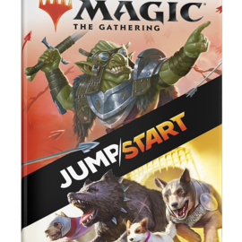 Wizards of the Coast PREORDER Jumpstart Booster Pack (July 17th)