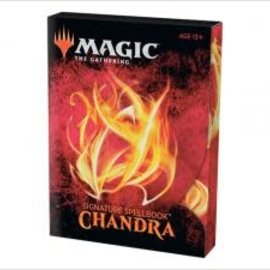 Wizards of the Coast PREORDER Signature Spellbook Chandra (June 26th)