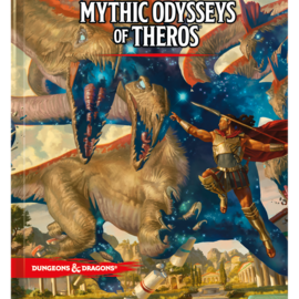 Wizards of the Coast PREORDER D&D Mythic Odysseys of Theros (July 21st)