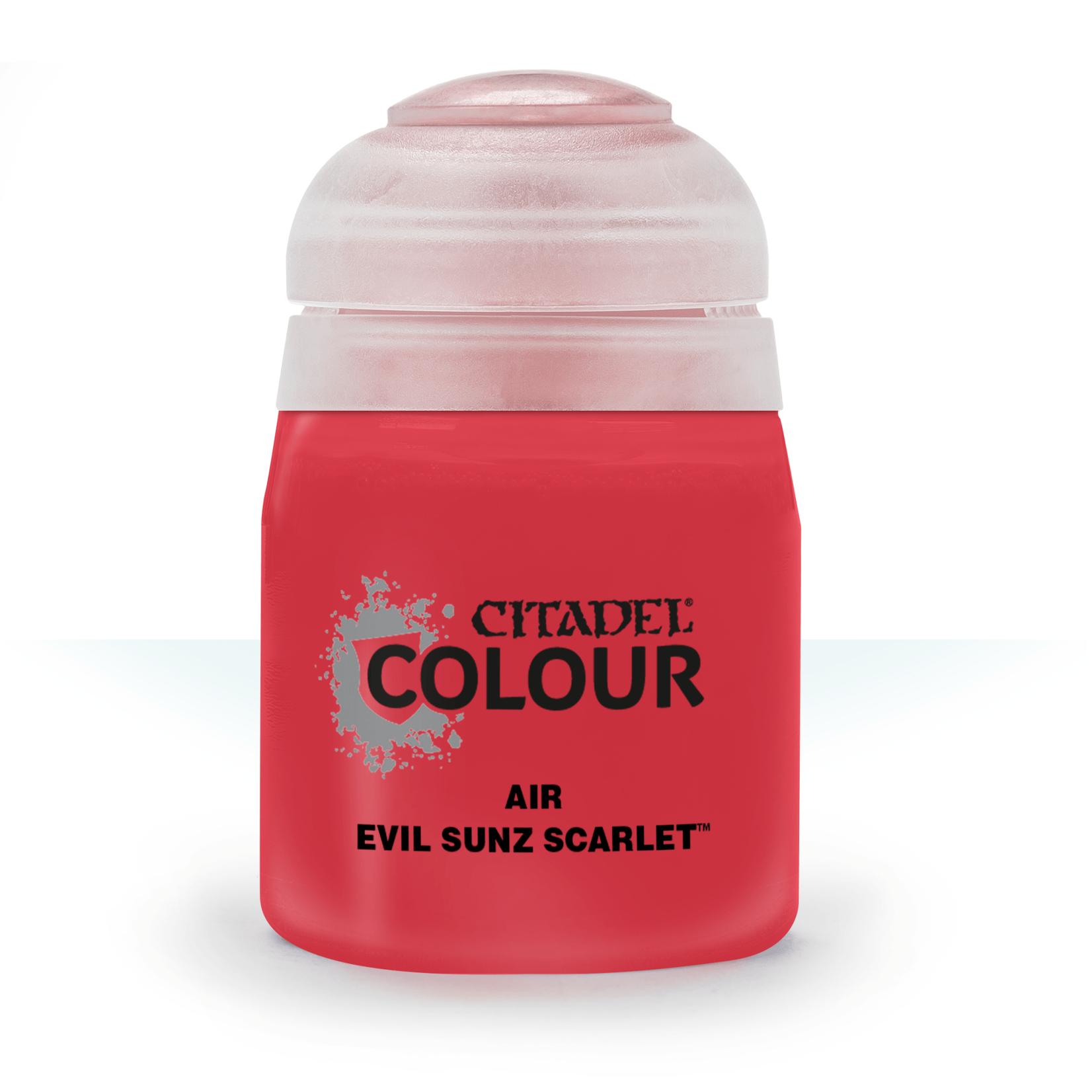Games Workshop Evil Sunz Scarlet