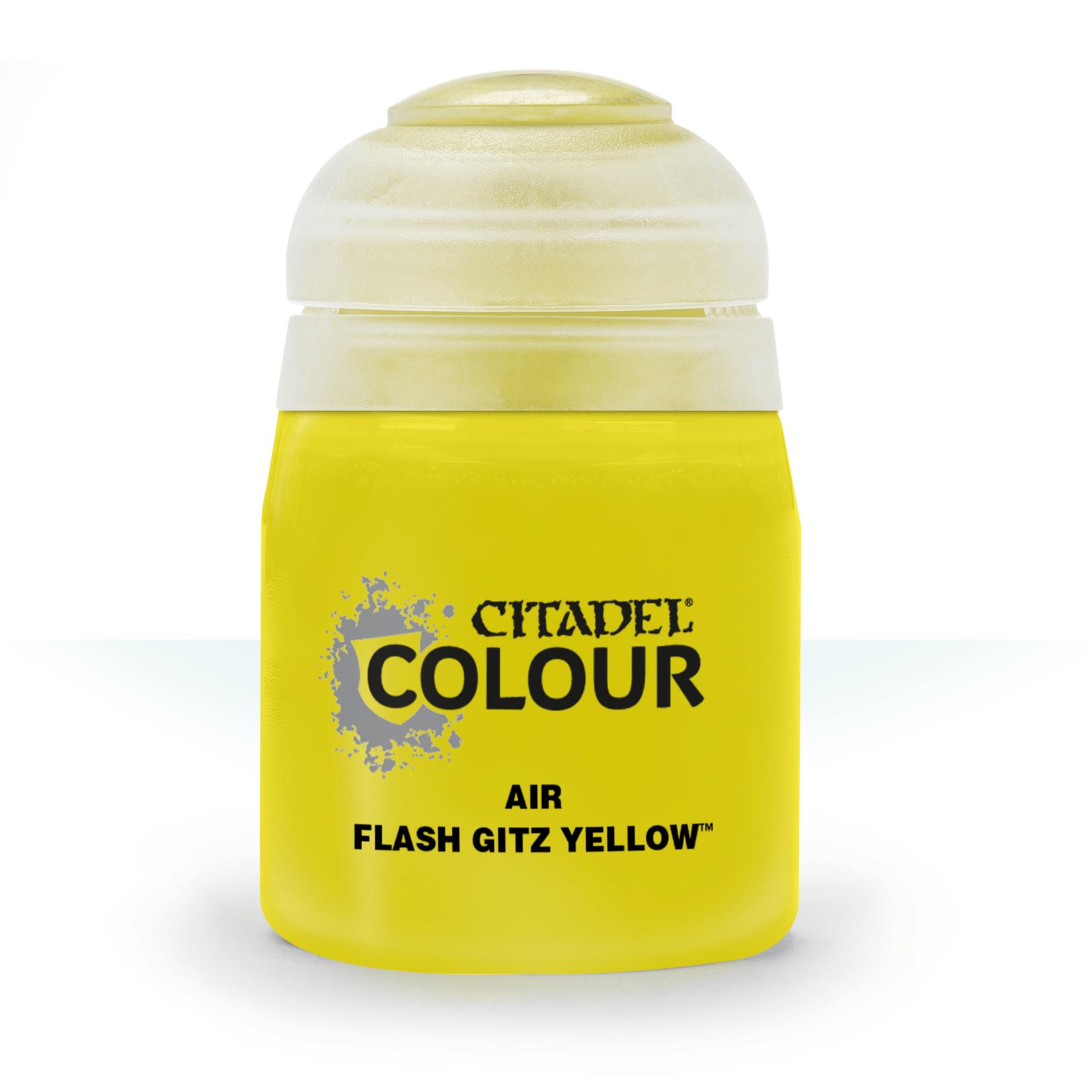 Games Workshop Flash Gitz Yellow (Air)
