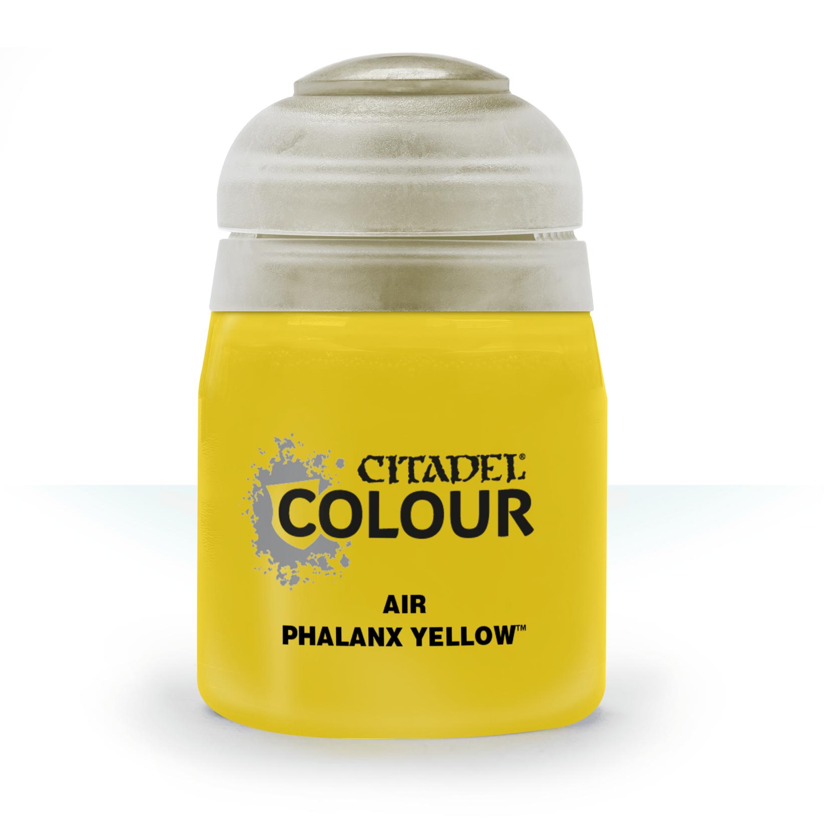 Games Workshop Phalanx Yellow