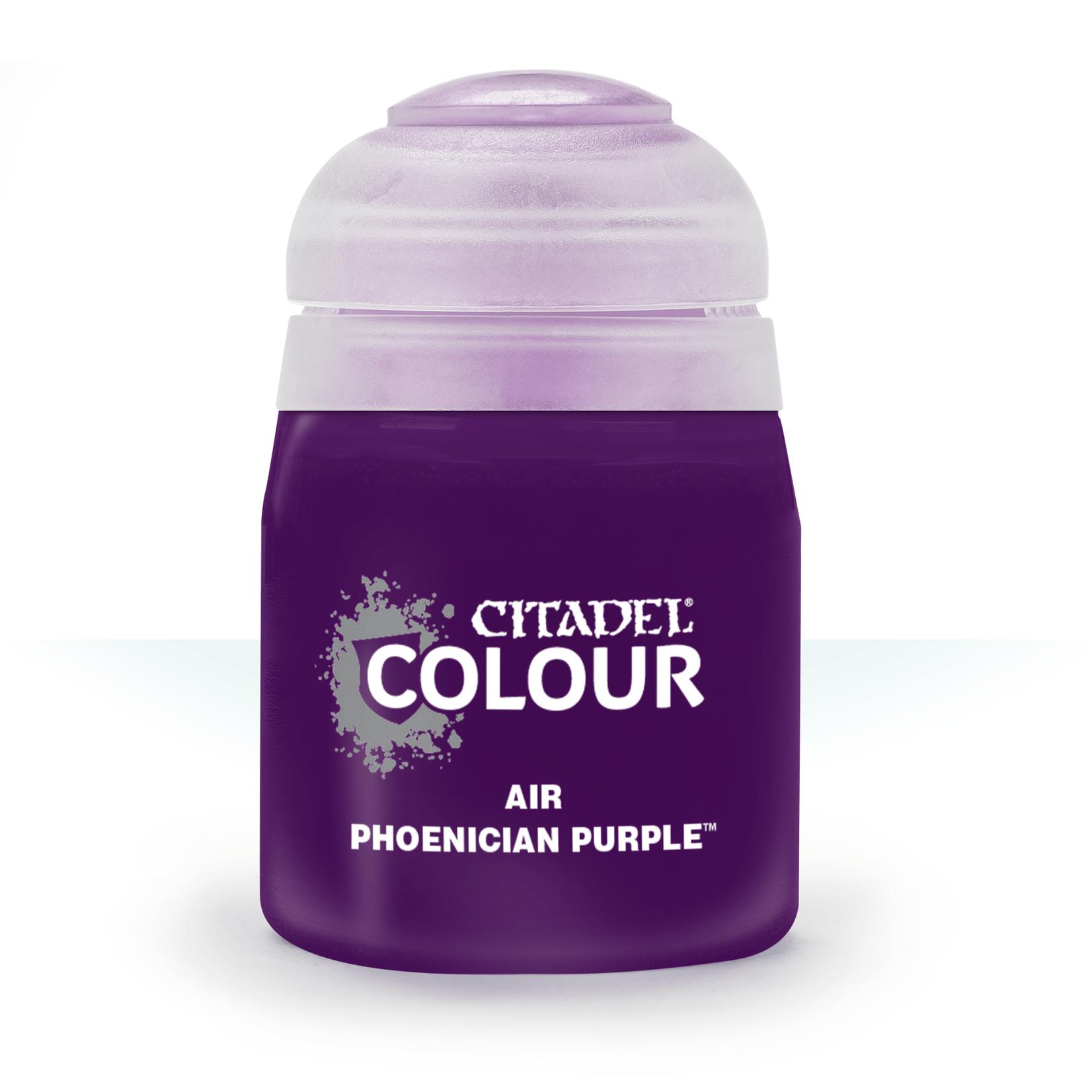 Games Workshop Phoenician Purple (Air)