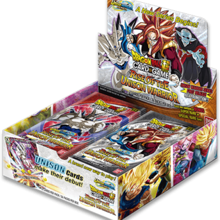Bandai PREORDER Set 10 Rise of the Unison Warriors Booster Box (JULY 17TH)