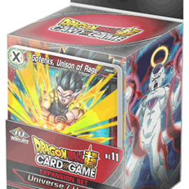 Bandai Expansion Set 11 Universe 7 Unision
