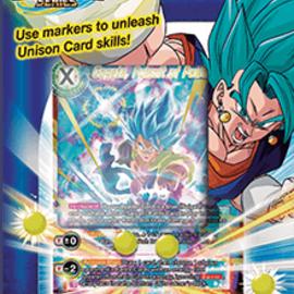 Bandai Set 10 Rise of the Unison Warriors Starter Blue - Spirit of Potara