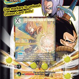 Bandai Set 10 Rise of the Unison Warriors Starter Black - Saiyan Wonder