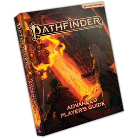 Paizo 2nd Edition Advanced Players Guide