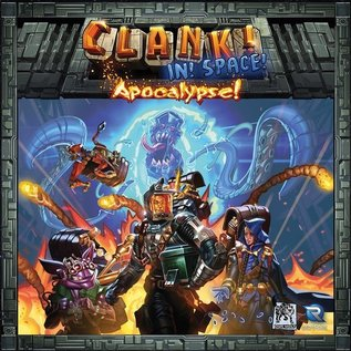 Clank! In Space! Apocalypse
