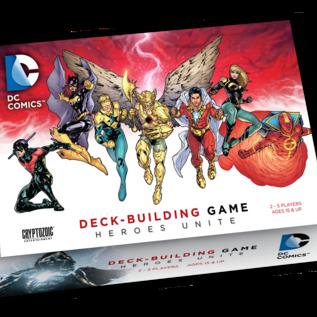 DC DBG Heroes Unite