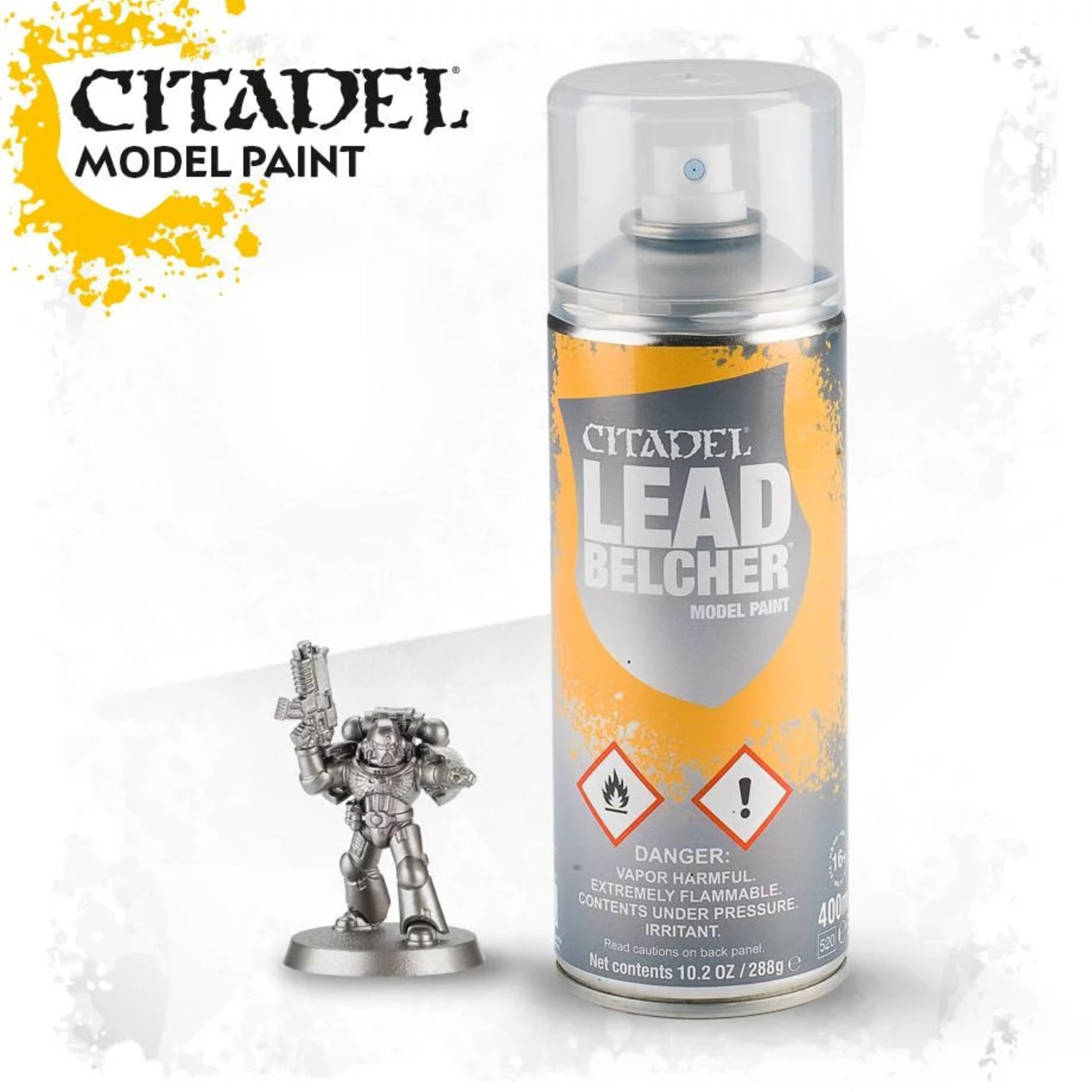 Games Workshop Leadbelcher Spray