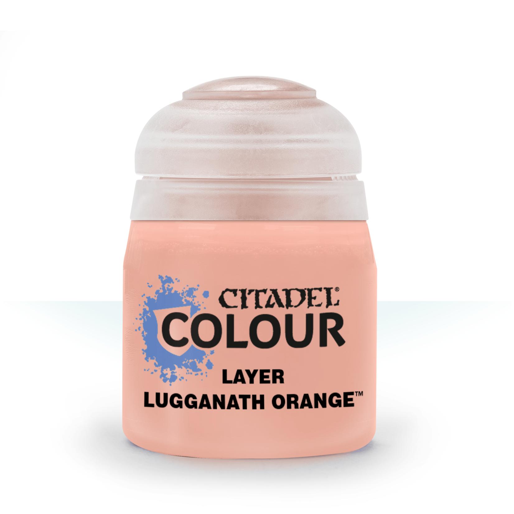 Games Workshop Lugganath Orange