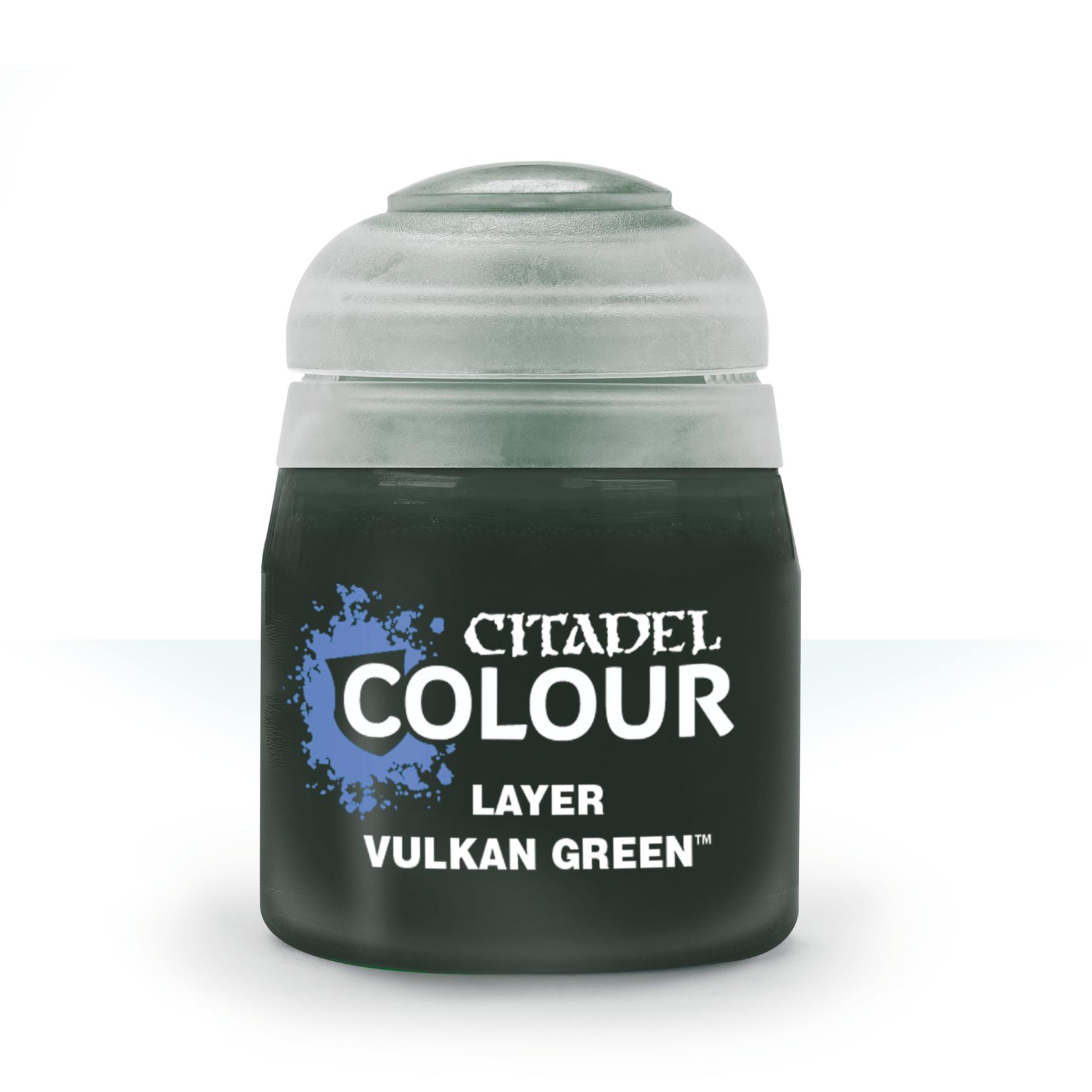 Games Workshop Vulkan Green