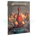 Games Workshop Battletome: Fyreslayers