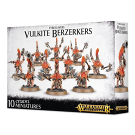 Games Workshop Vulkite Berzerkers