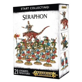Games Workshop Start Collecting! Seraphon