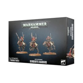 Games Workshop Serberys Raiders